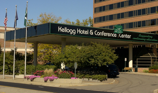 Police advise person with gun seen at Kellogg