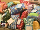 Little girl who inspired pillow project dies