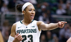 Powers leads No. 17 MSU Women in 74-69 win