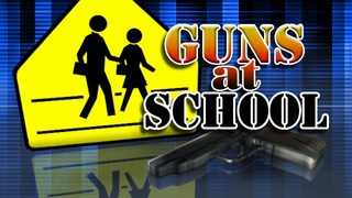 Third grader took gun to school
