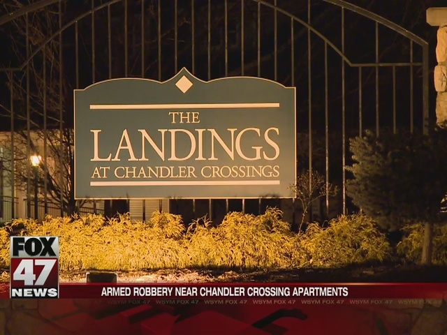Armed robbery near Chandler Crossings