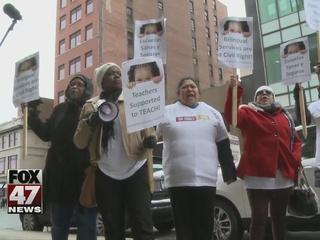 Detroit parents ask lawmakers for help