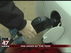 Gas prices in Michigan could drop to 99 cents