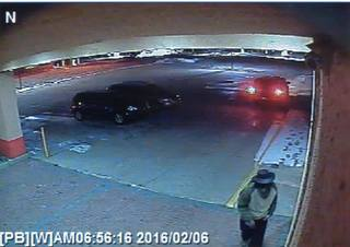 Man robbed hotel with butcher knife