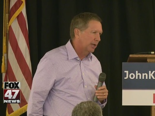 Kasich to visit MSU next Monday