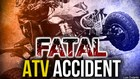 ATV into Montcalm lake kills one, injures...