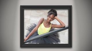 Devin Carter, 6th grader and dancer
