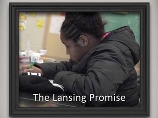 Lansing Promise offers hope for Lansing's youth