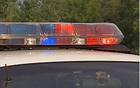 Crash leaves two pedestrians injured