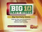 Big 10 Party Stores - 4/29/16
