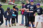 Field of Dreams: Unites students by playing ball
