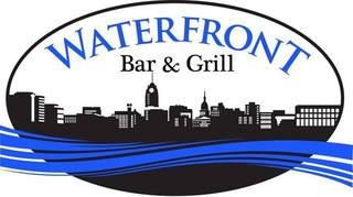 Waterfront Bar & Grill: Enjoy a brew with a view