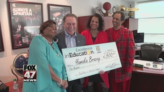 Excellence in Education 5/3/16: Yamaka Bracey