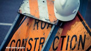 Park Lake Road construction to resume next week