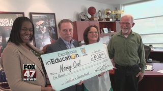 Excellence in Education 5/17/16: Nancy Cool