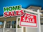 Home sales are up