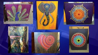 UPDATE: Some stolen art recovered from E.L. Art