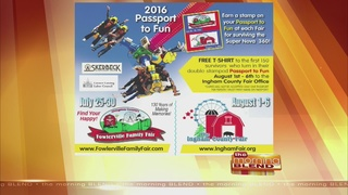 Ingham County Fair - 6/7/16