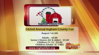 Ingham County Fair - 6/22/16