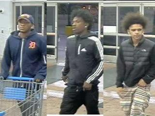 Police looking for suspects in Walmart robbery
