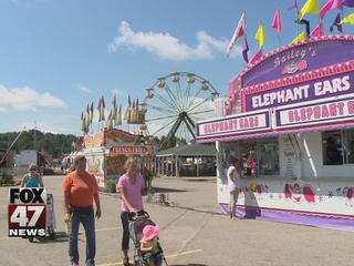 Around Town 8/2: Kids Day at Ingham County Fair