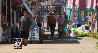 Ingham County Fair kicks off Monday in Mason