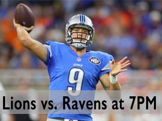 WATCH Lions football tomorrow on FOX 47