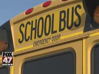 First day of school for Jackson County