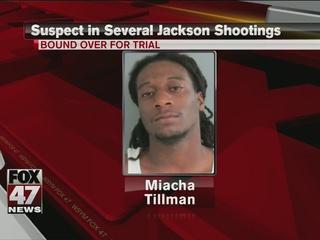 Jackson man bound over to circuit court