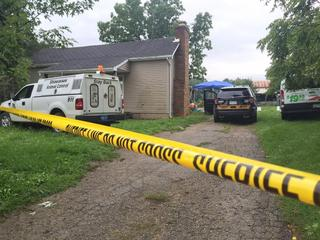 Agencies investigating home in Perry