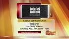 Capital City Comic Con - 8/26/16