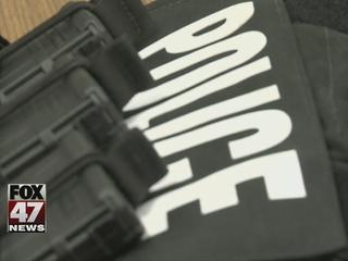 Police department raising money for body armor