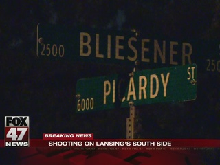 Another shooting on Lansing's south side