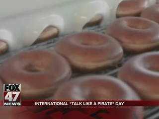 Around Town 9/19/16: Talk like a pirate day