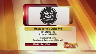 Uncle John's Cider Mill - 9/21/16
