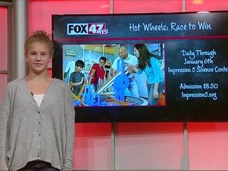 Around Town Kids 9/23: New Impression 5 exhibit