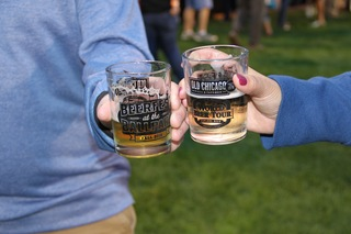 Annual beerfest held on local baseball field