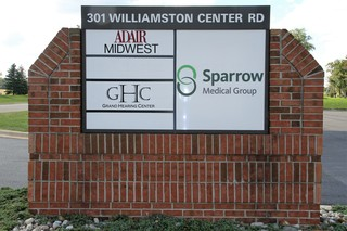 Sparrow opens new office in Williamston