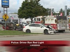 Police: Driver on drugs caused crash