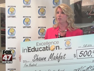 Excellence in Education 9/27/16: Shawn Mahfet
