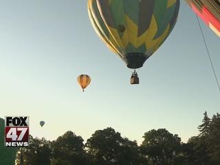 Around Town Kids 9/30/16: Lansing Balloon Fest