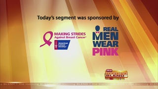 Real Men Wear Pink - 10/20/16