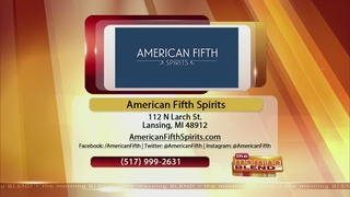 American Fifth Spirits - 10/21/16