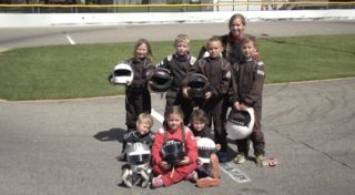 We say Yes! to quarter midget racing