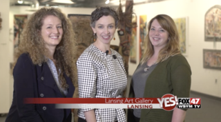 We say Yes! to promoting Michigan artists