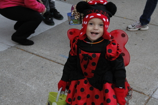 Costumes at Trick-or-Treat on the Square