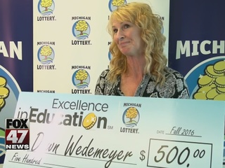 Excellence in Education: 11/1/16: Dawn Wedemeyer