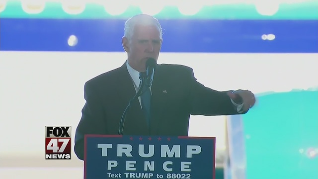 Pence likely to find comfortable role in DC