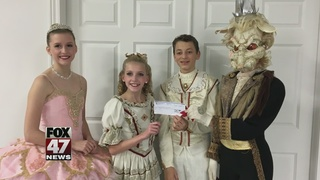 Capital Ballet Theatre receives Yes! grant