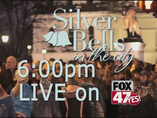Around Town 11/15/16: Silver Bells in the City